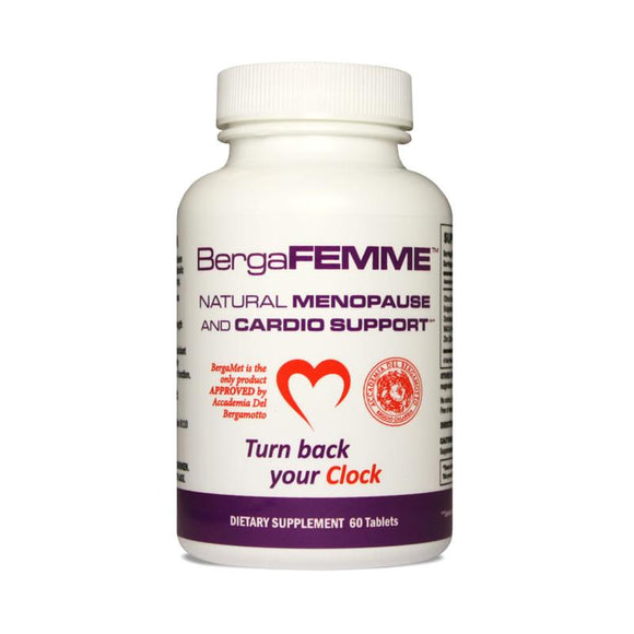 BergaFEMME Natural Menopause and Hormone Support