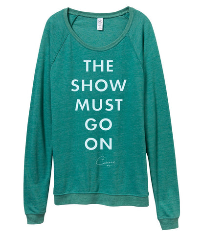 The Show Must Go On Long-sleeve Shirt