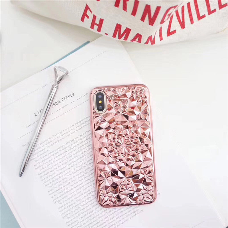 KALEIDOSCOPE Rose Gold IPHONE 6. 6S. 6 PLUS. 6S PLUS. 7. 7 PLUS. 8. X - Daría