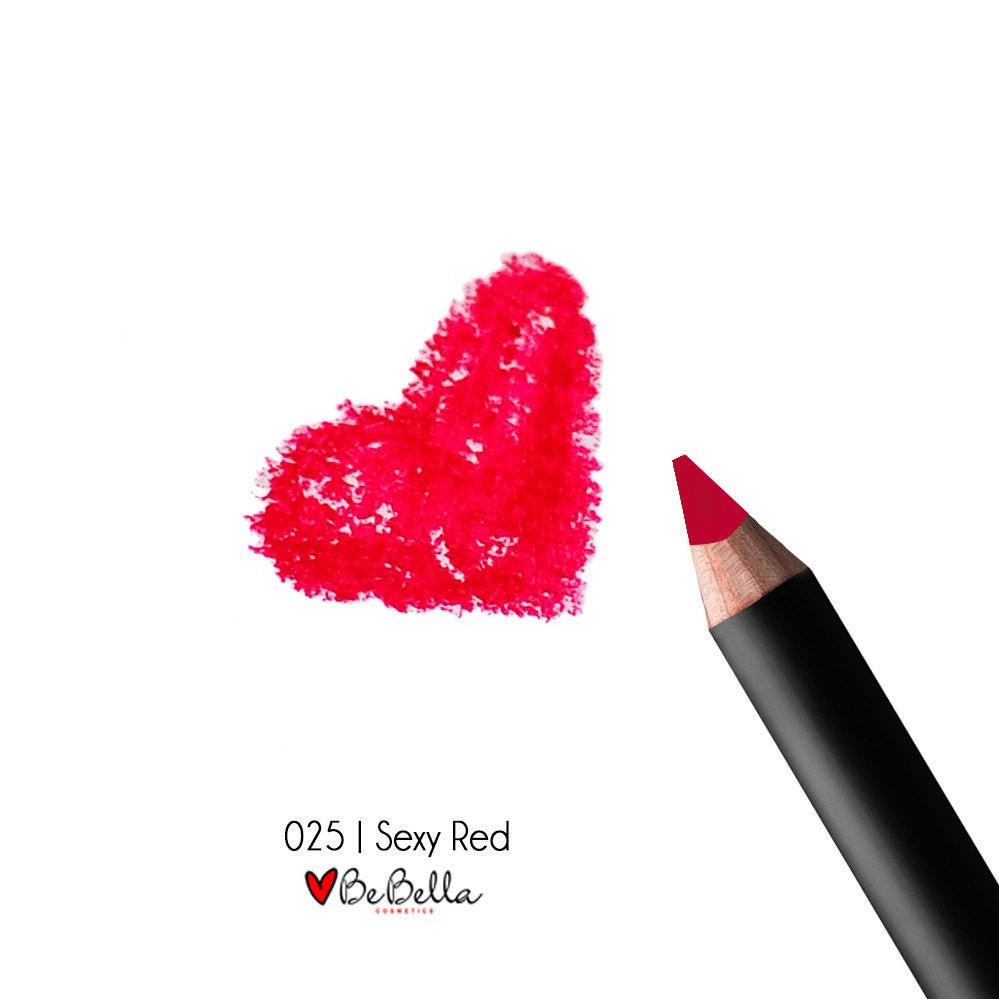 LIP LINER - 025 SEXY RED