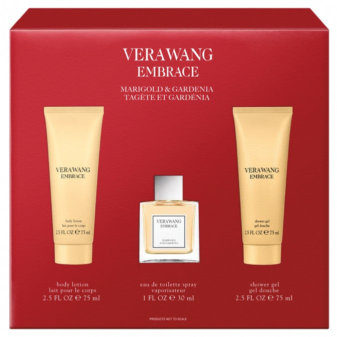VERA WANG Embrace Marigold and Gardenia Gift Set - Daría