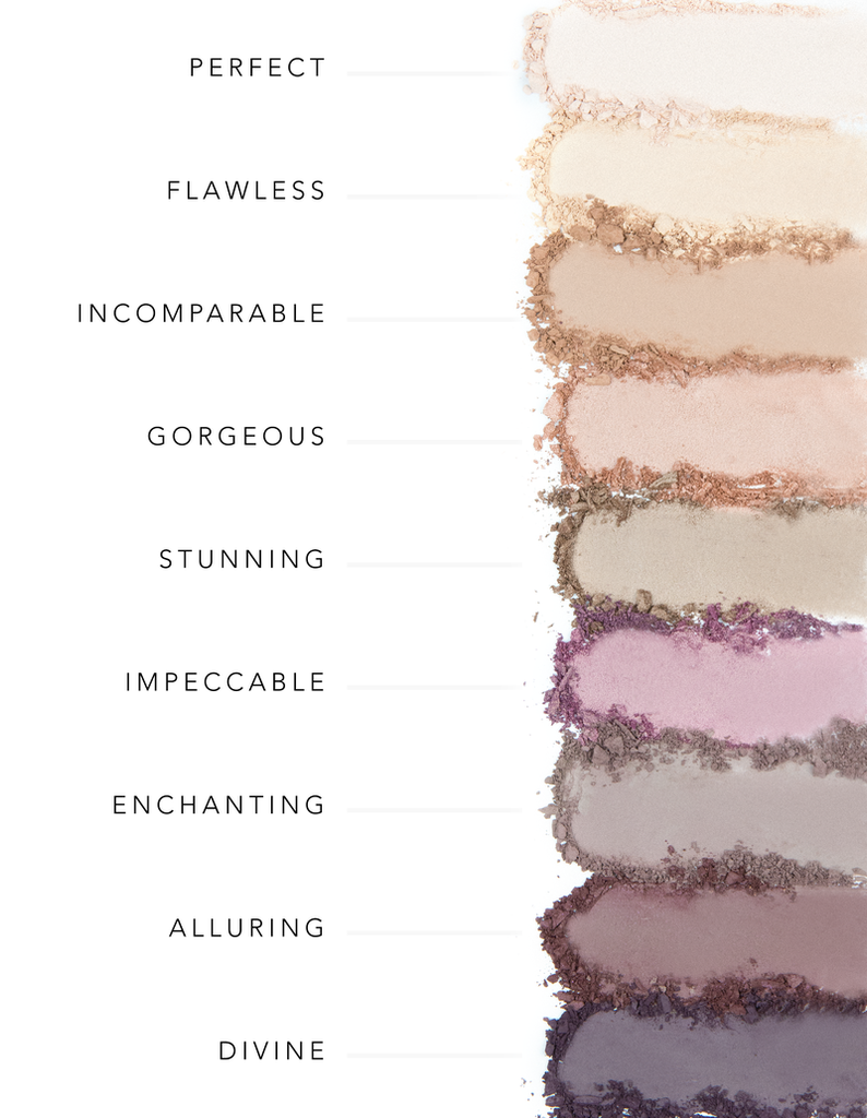 """I FEEL BEAUTIFUL"" EYESHADOW PALETTE III"