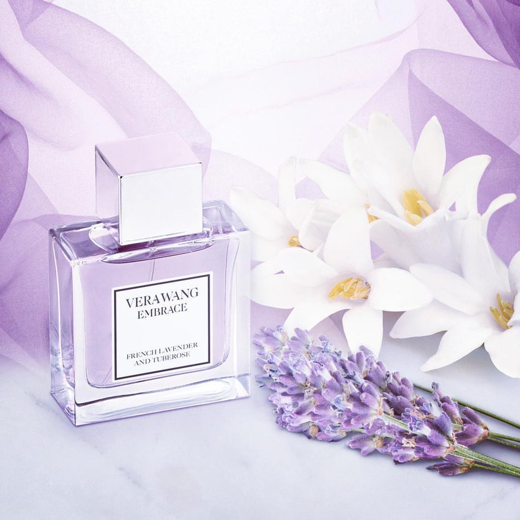 Embrace Eau de Toilette Spray French Lavender and Tuberose - Daría