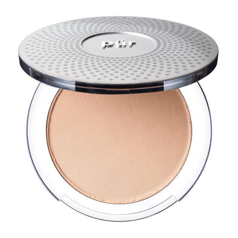 4-in-1 Pressed Mineral Makeup Foundation with Skincare Ingredients Broad Spectrum SPF 15