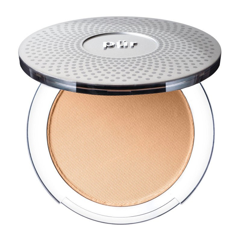 4-in-1 Pressed Mineral Makeup Foundation with Skincare Ingredients Broad Spectrum SPF 15 - Daría