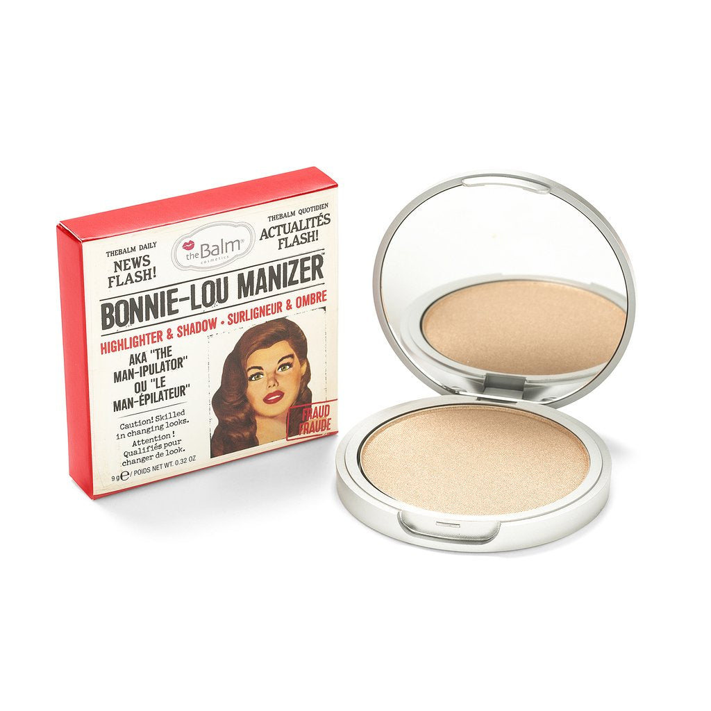 Bonnie-Lou Manizer™ Highlighter & Shimmer