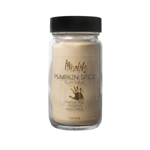 *LIMITED EDITION* PUMPKIN SPICE CLAY MASK - Daría