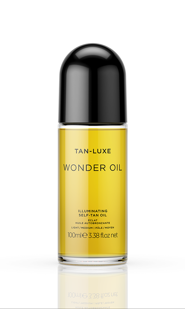 WONDER OIL ILLUMINATING SELF-TAN OIL, 100ML - Daría