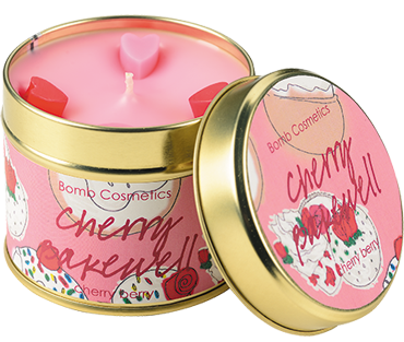 Cherry Bakewell Candle - Daría