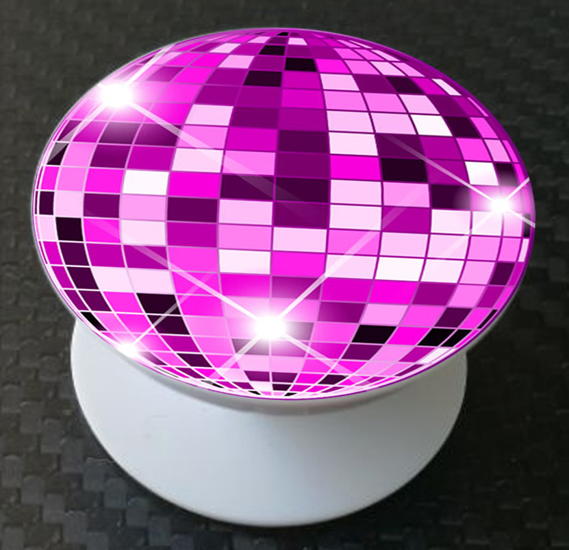 3D Pop Socket Disco Ball - Daría