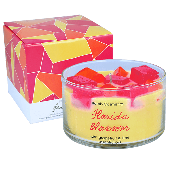 Florida Blossom Jelly Candle - Daría