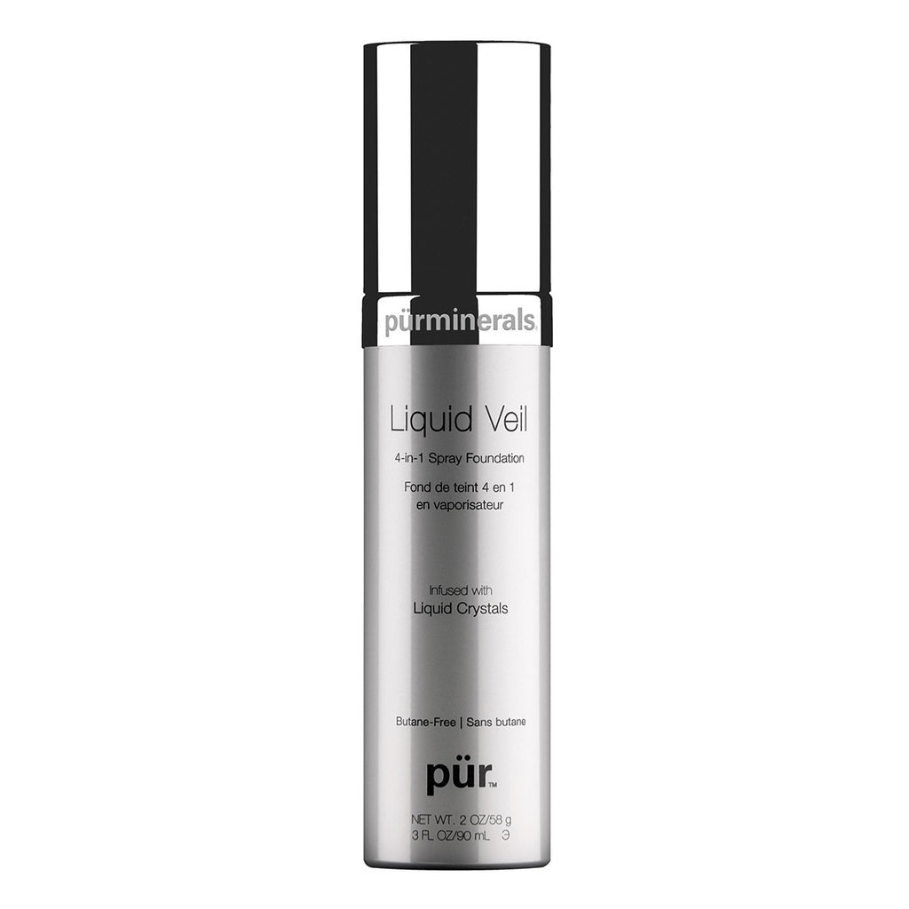 Liquid Veil 4-in-1 Spray Foundation - Daría