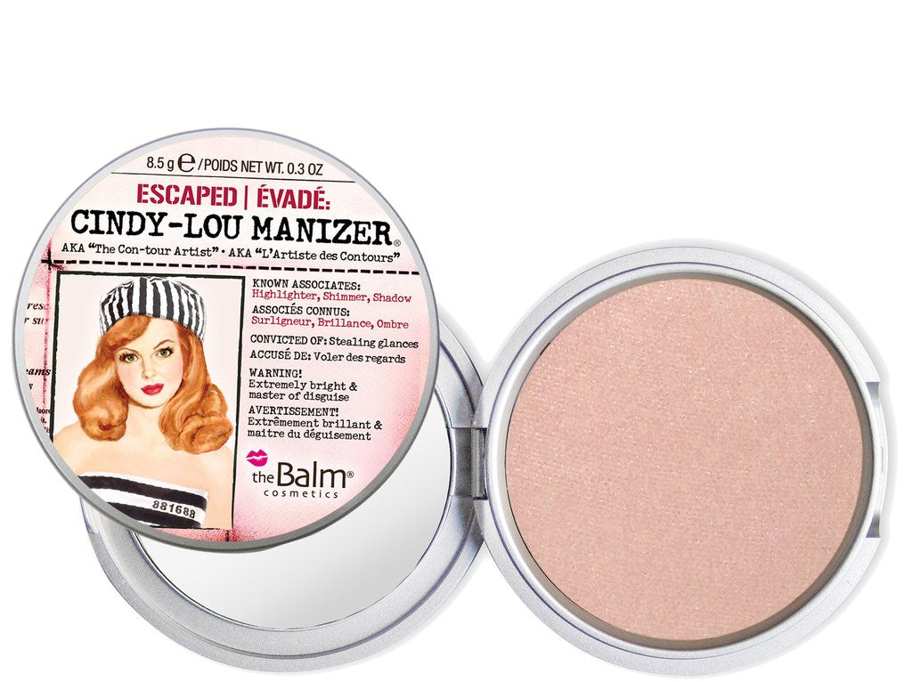 Cindy-Lou Manizer® Highlighter, Shadow & Shimmer - Daría