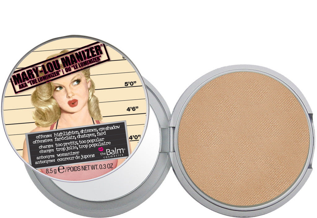 Mary-Lou Manizer® Highlighter, Shadow & Shimmer - Daría