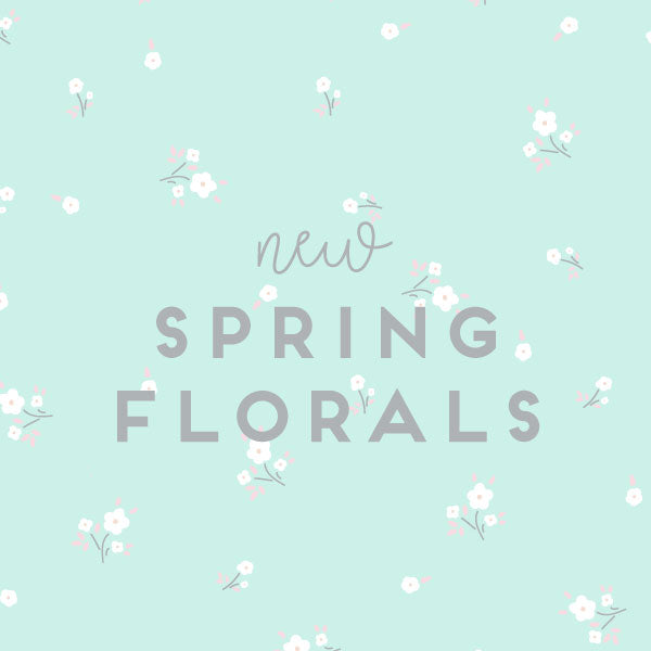 New Spring Florals