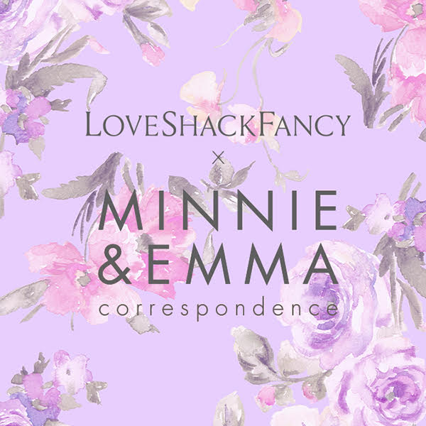 Love Shack Fancy x Minnie & Emma