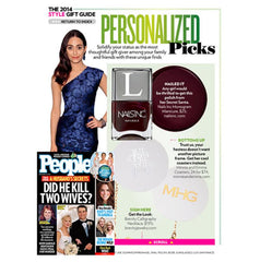 People Magazine - Minnie & Emma Foil Coasters