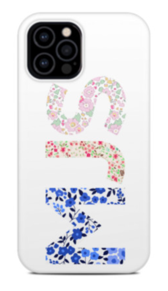 London Floral Phone Case