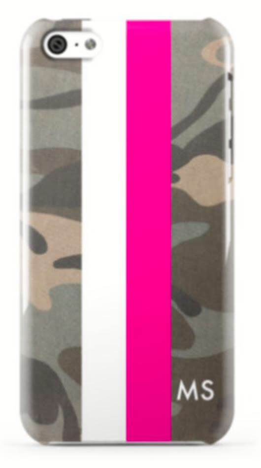 Stripe Camouflage Phone Case