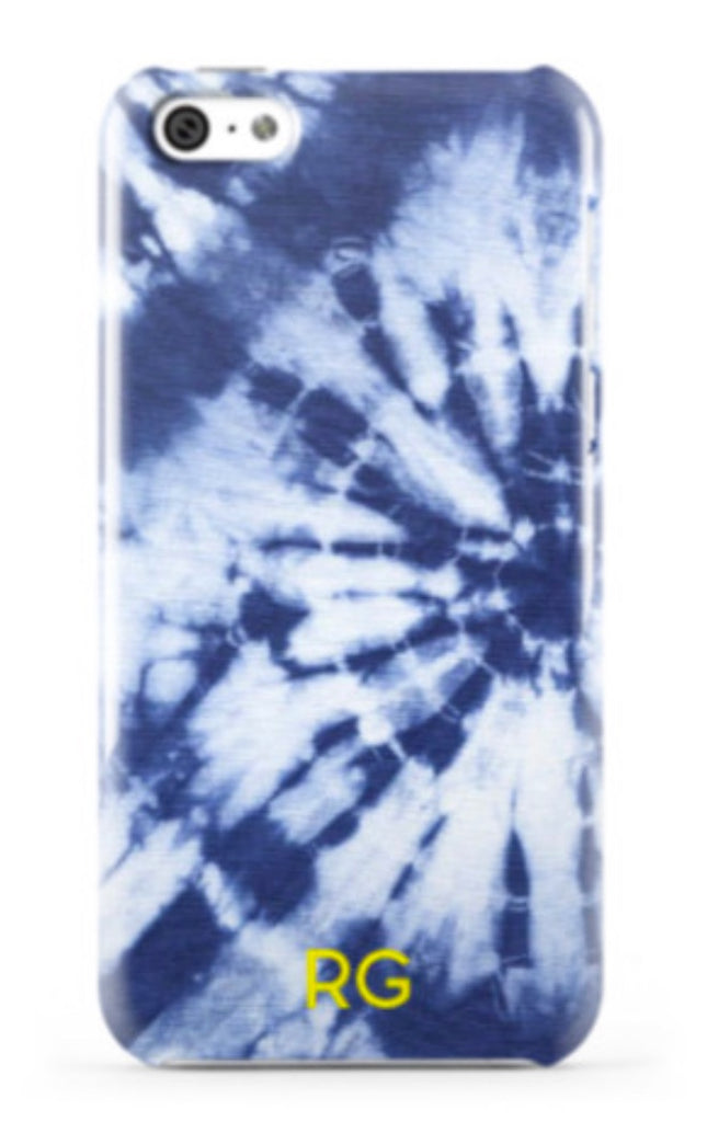 Tie Dye Phone Case - 3 Color Choices
