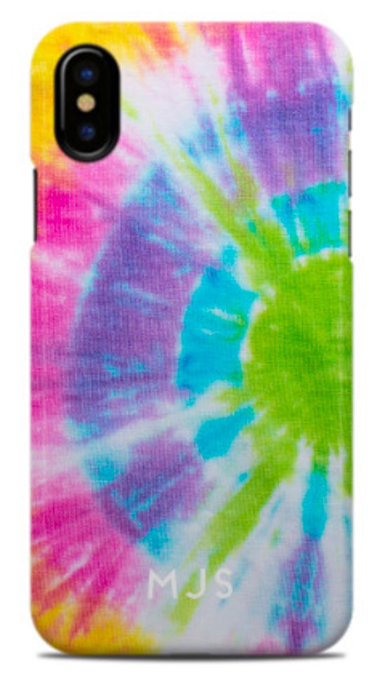 Endless Summer Tie Dye Phone Case