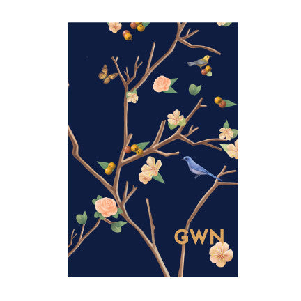 Gucci Westman x Minnie & Emma Hand Foiled Hard Covered Notebook