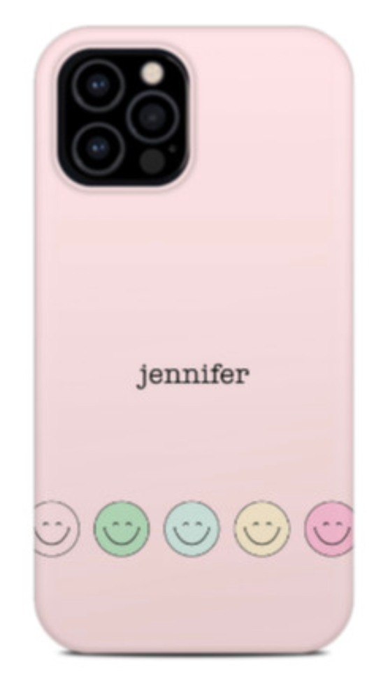 Happy Is A State Of Mind Phone Case