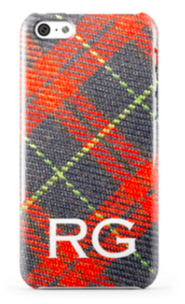Royal Plaid Tartan Phone Case