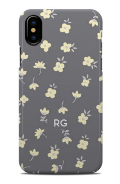 Poppy Floral Phone Case