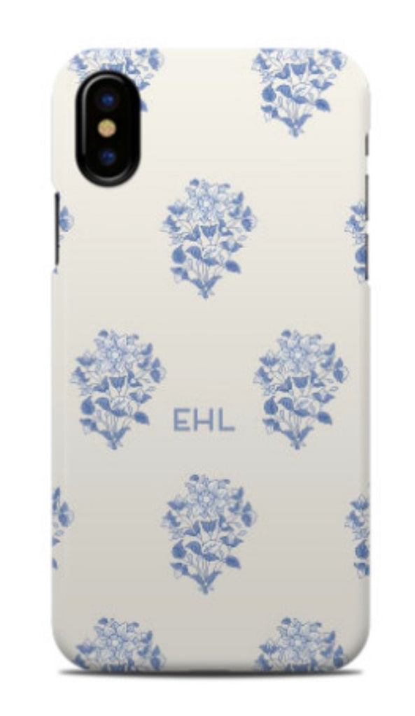 Batik Bouquet Phone Case