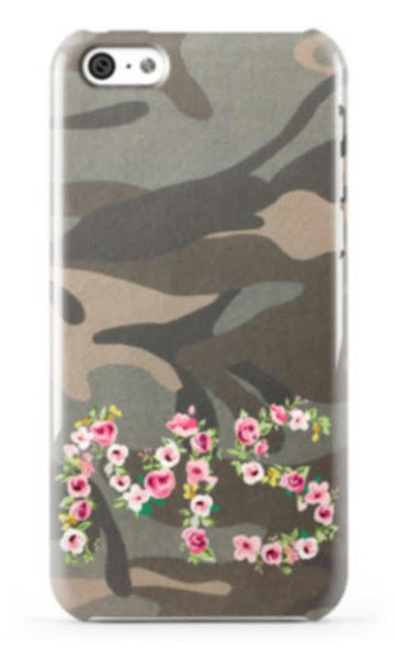 Floral Camouflage Phone Case