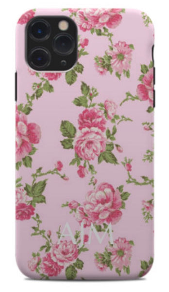 love shack fancy x minnie & emma peony garden Phone Case
