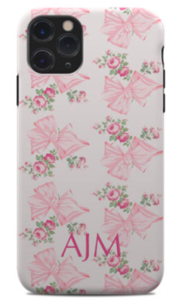 love shack fancy x minnie & emma rose beaux  Phone Case