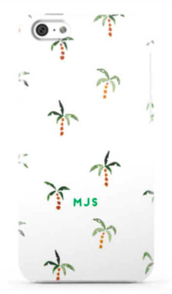 Petite Palm Tree Phone Case