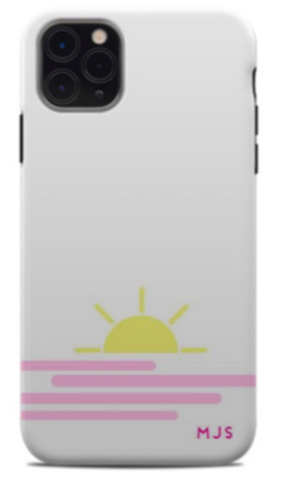 Rising Sun Phone Case