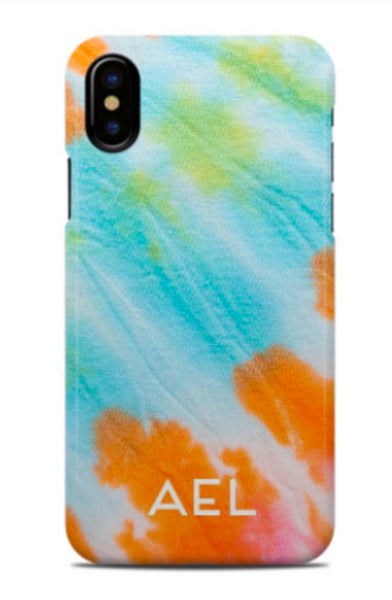 Sunrise Tie Dye Phone Case