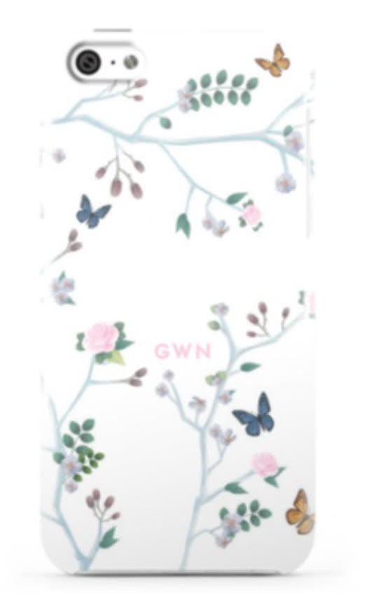 Gucci Westman x Minnie & Emma ~ Wildflowers Phone Case