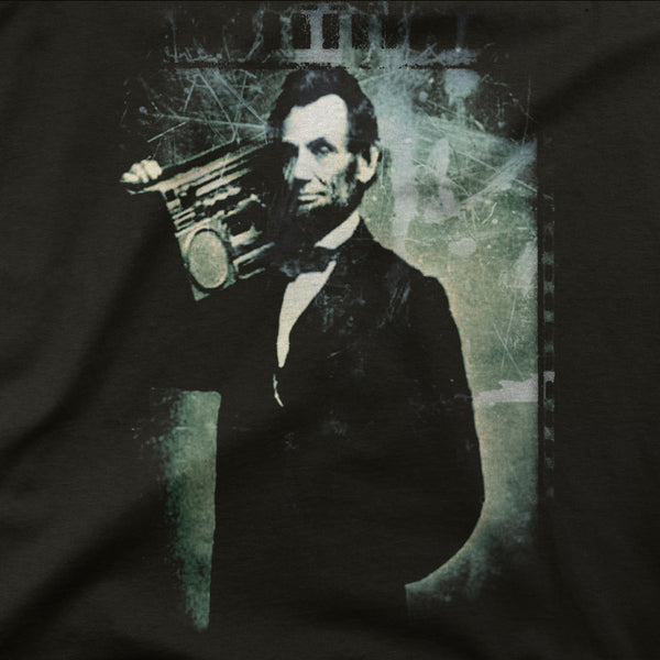 "Abraham Lincoln ""Fresh Prez"" Tee"