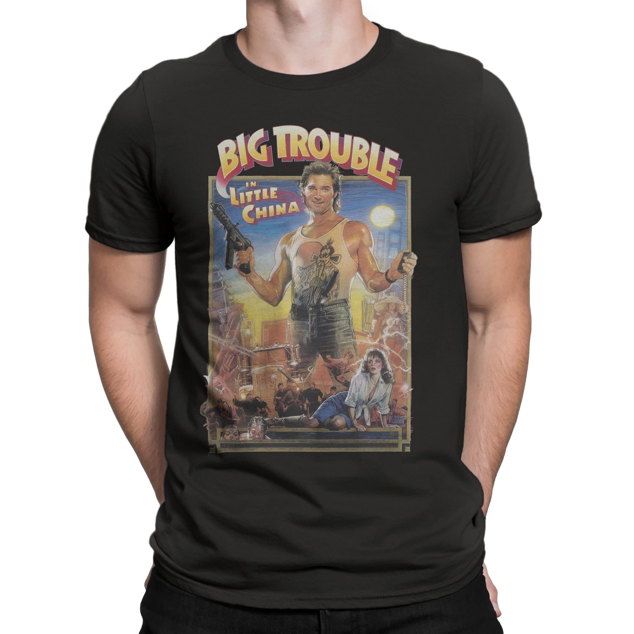 Big Trouble in Little China Tee