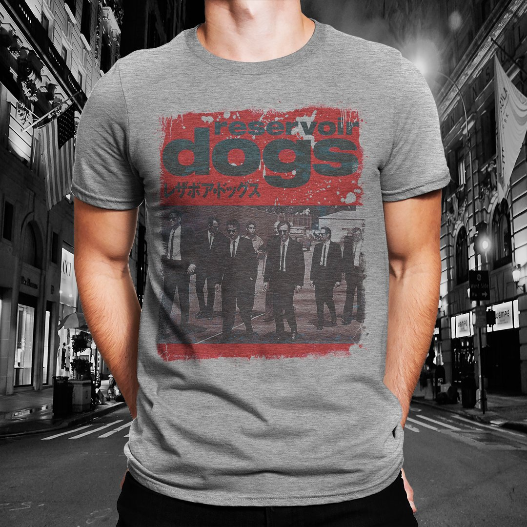 "Reservoir Dogs ""Japanese"" Tee"