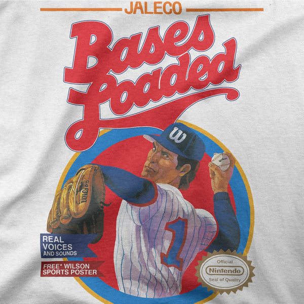 Bases Loaded Retro Game Tee