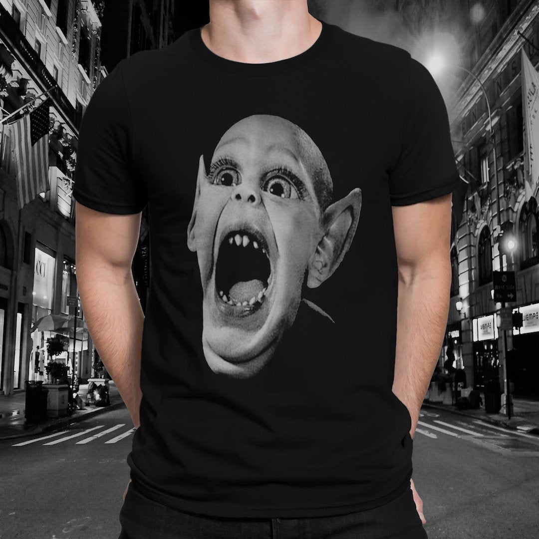 "Bat Child ""Headshot"" Tee"