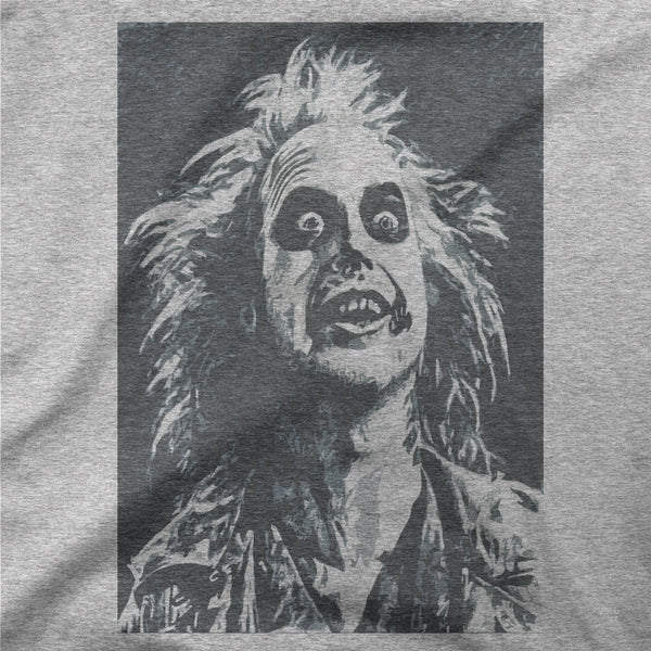 "Beetlejuice ""Head Shot"" Tee"