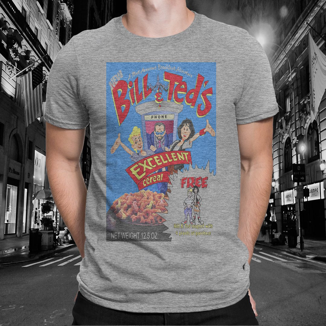 "Bill and Ted's ""Excellent Cereal"" Tee"