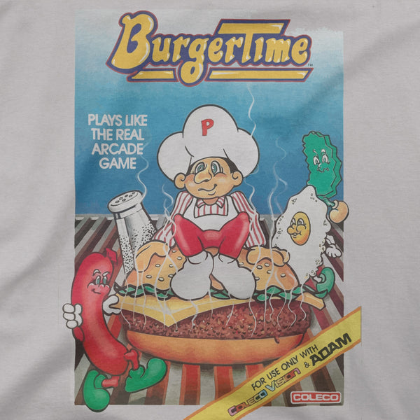 "Burger Time ""Cover"" Tee"