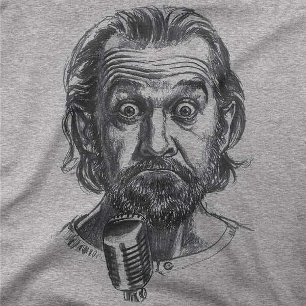 "George Carlin ""Headshot"" Tee"