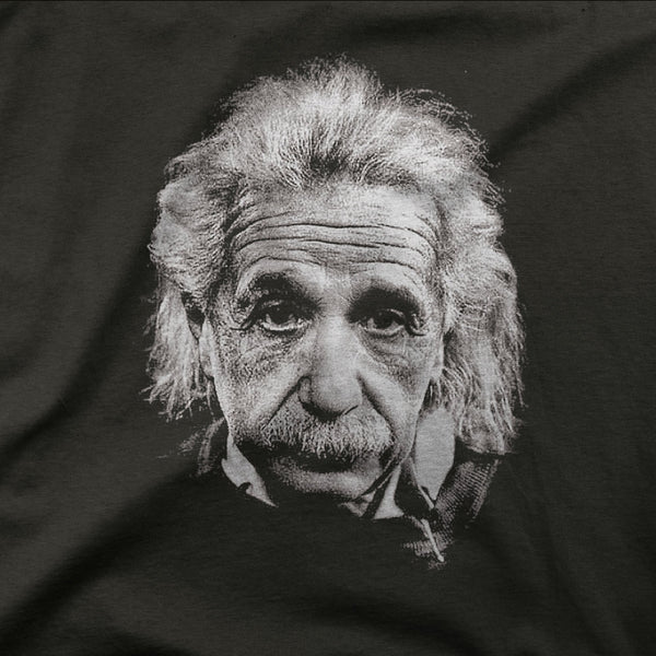 "Albert Einstein ""Headshot"" Tee"