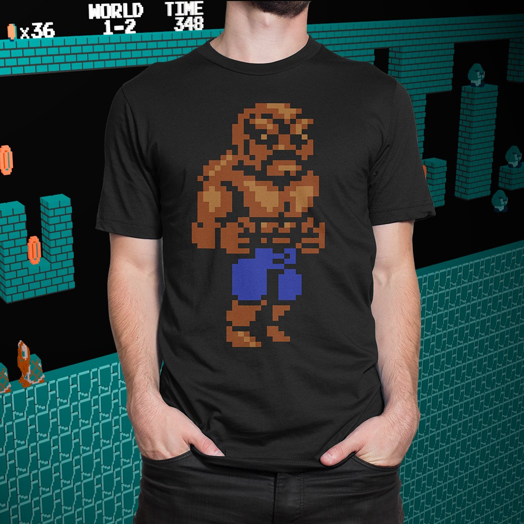 "Double Dragon ""Abobo"" Tee"