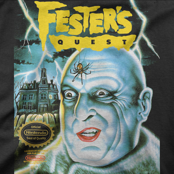 Festers Quest Retro Game Tee
