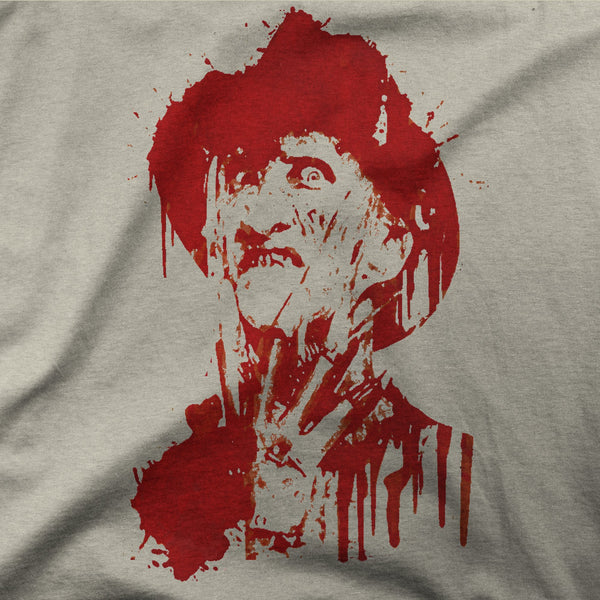 "Freddy Krueger ""Blood Stain"" Tee"